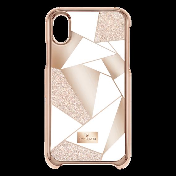 Heroism Smartphone Case with Bumper, iPhone® X/XS, Pink